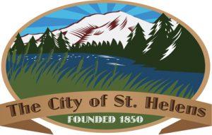 St. Helens logo